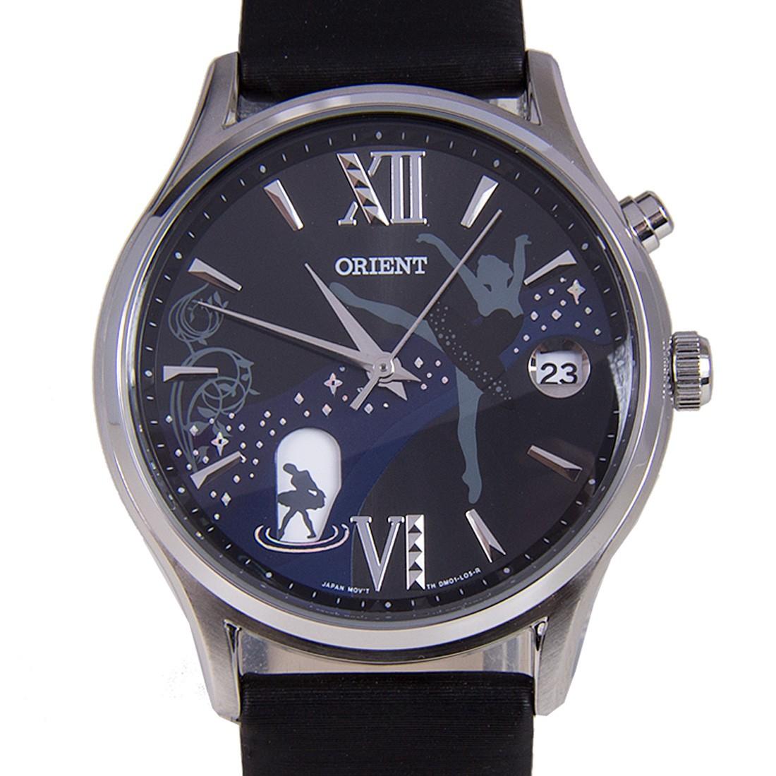 นาฬิกาผู้หญิง Orient รุ่น FDM01003BL, Ballerina Mechanical Happy Stream Collection