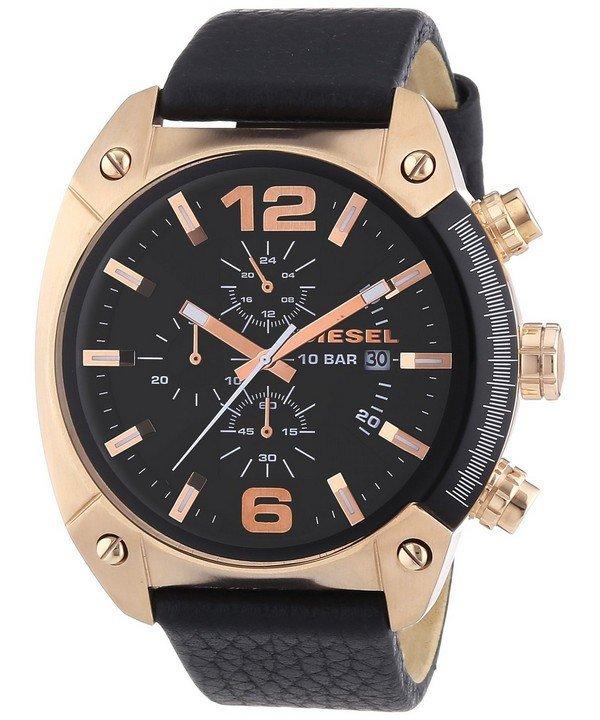 นาฬิกาผู้ชาย Diesel รุ่น DZ4297, Overflow Chronograph