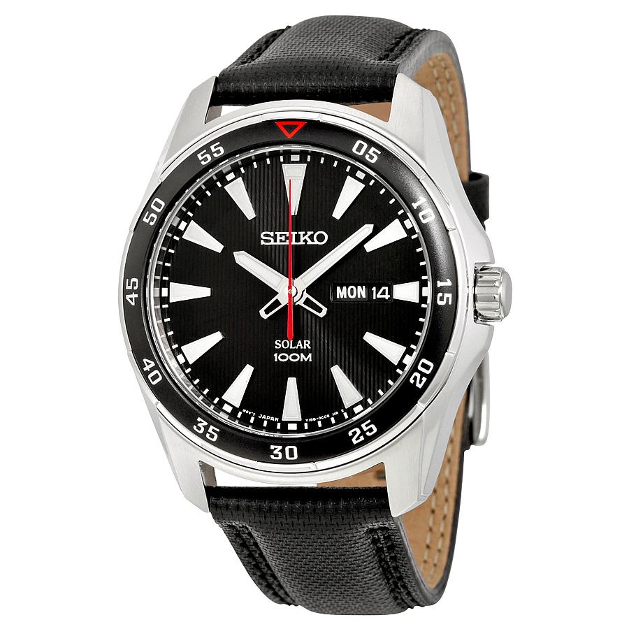 นาฬิกาผู้ชาย Seiko รุ่น SNE393P2, Solar
