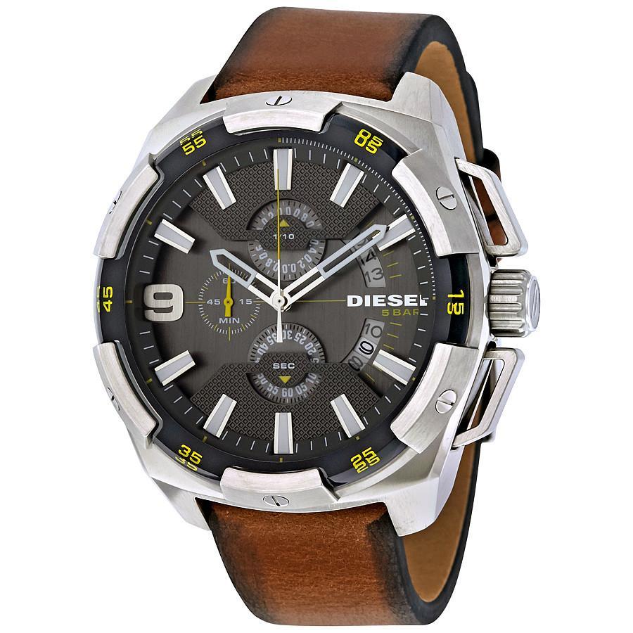 นาฬิกาผู้ชาย Diesel รุ่น DZ4393, Heavyweight Chronograph Men's Watch