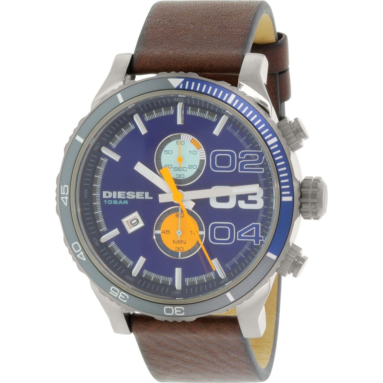นาฬิกาผู้ชาย Diesel รุ่น DZ4350, Double Down Chronograph