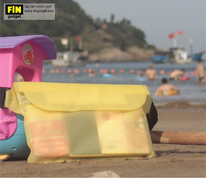 กระเป๋าใส่มือถือกันน้ำ