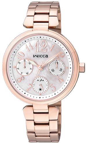 นาฬิกาผู้หญิง Citizen รุ่น BH7-423-11, Analog Dress QUARTZ Rose Gold