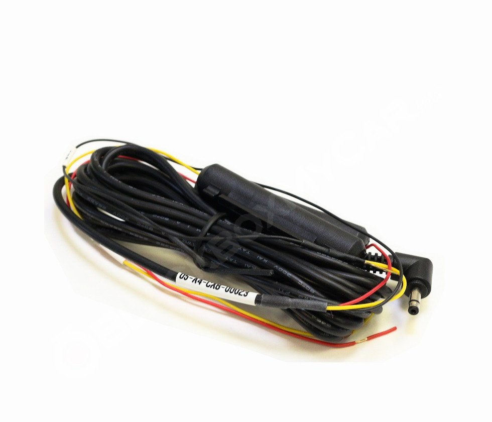 สายไฟทำงานขณะจอดกล้องติดรถยนต์ของรุุุ่น F50 , X330 และ X350