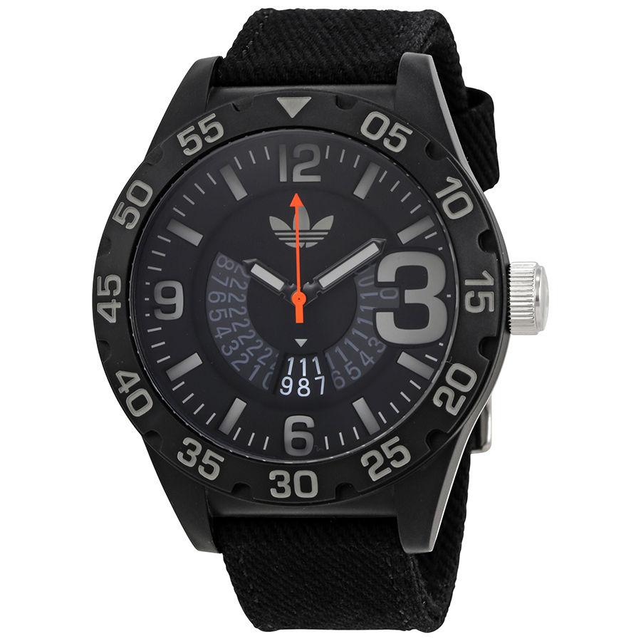 นาฬิกาผู้ชาย Adidas รุ่น ADH3157, Newburgh Black Dial