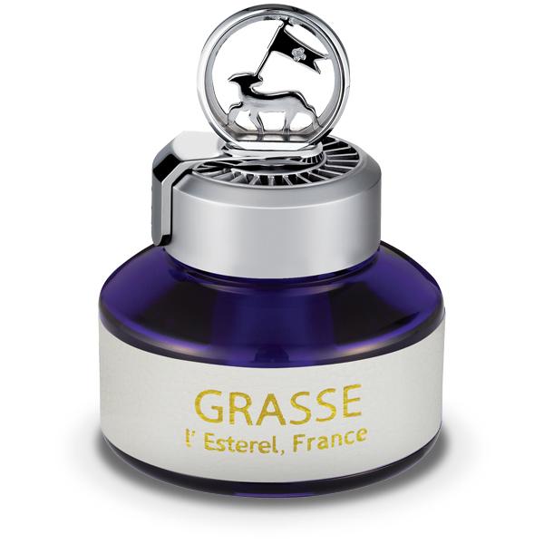 น้ำหอมในรถยนต์ เซตหรูหรา กลิ่น GRASSE L'ESTEREL - ซานโตลินี่บรีซ