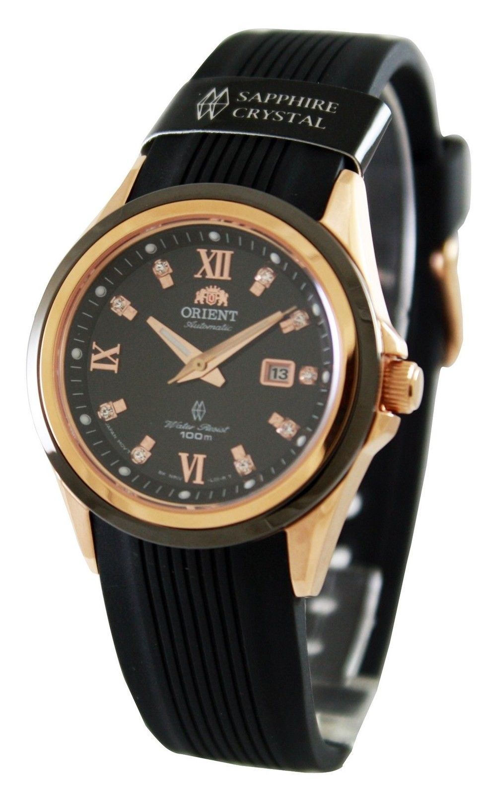 นาฬิกาผู้หญิง Orient รุ่น NR1V001B, Sporty Automatic