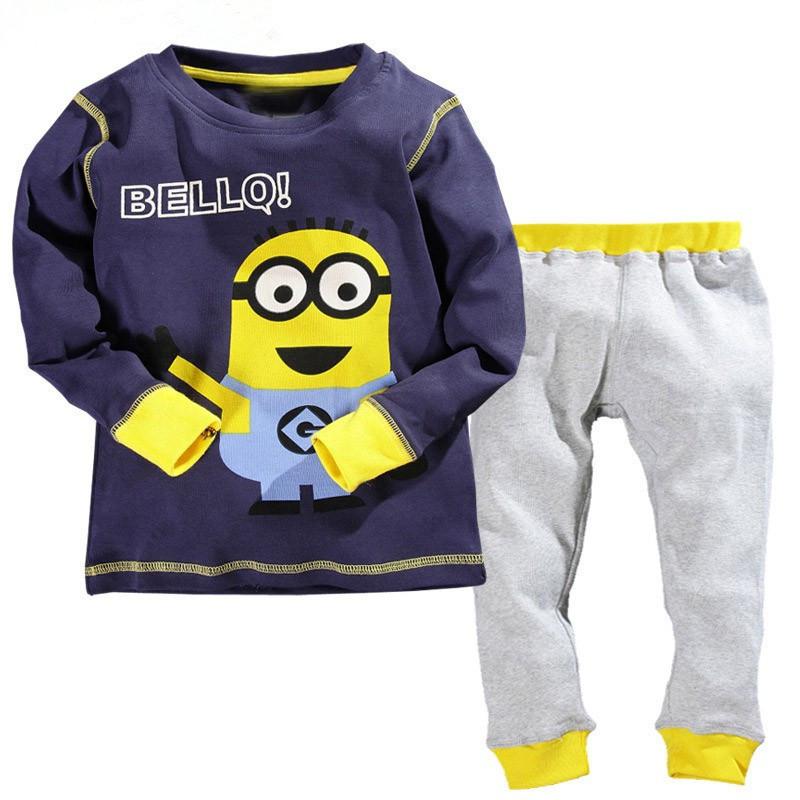 ID223- 6 ชุด/แพค เสื้อ+กางเกง ไซส์ 60-70-80-90-100-115