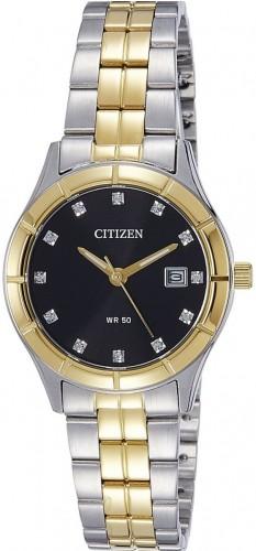 นาฬิกาผู้หญิง Citizen รุ่น EQ0593-51E