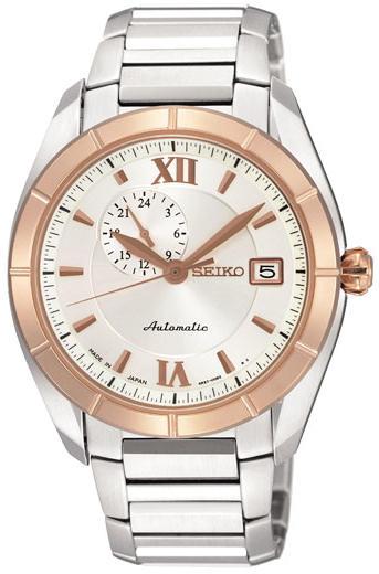 นาฬิกาผู้ชาย Seiko รุ่น SSA012J1, Presage Classic Automatic Sapphire Collection