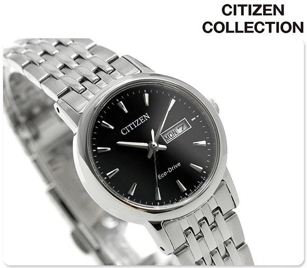นาฬิกาผู้หญิง Citizen Eco-Drive รุ่น EW3250-53E
