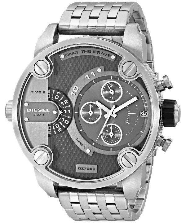 นาฬิกาผู้ชาย Diesel รุ่น DZ7259, SBA Chronograph Dual Time Zone