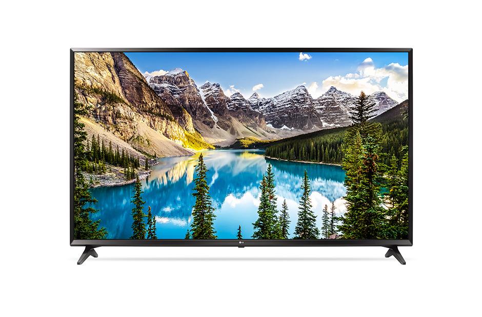 """60UJ630T UHD LG 55"""" 4K 3D Smart LED TV"""