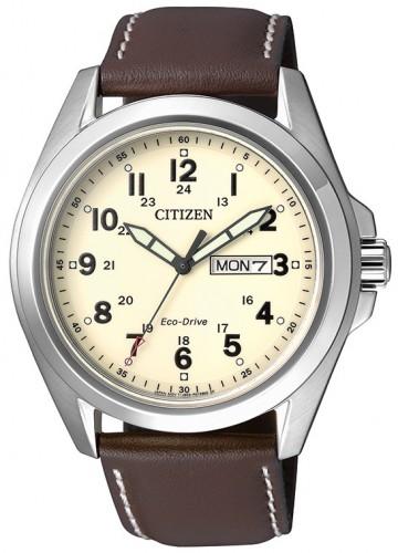 นาฬิกาข้อมือผู้ชาย Citizen Eco-Drive รุ่น AW0050-15A, 100m Calendar Sports