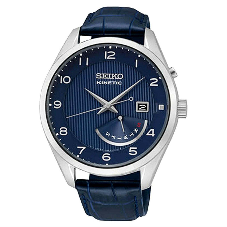 นาฬิกาผู้ชาย Seiko รุ่น SRN061P1, Neo Classic Kinetic