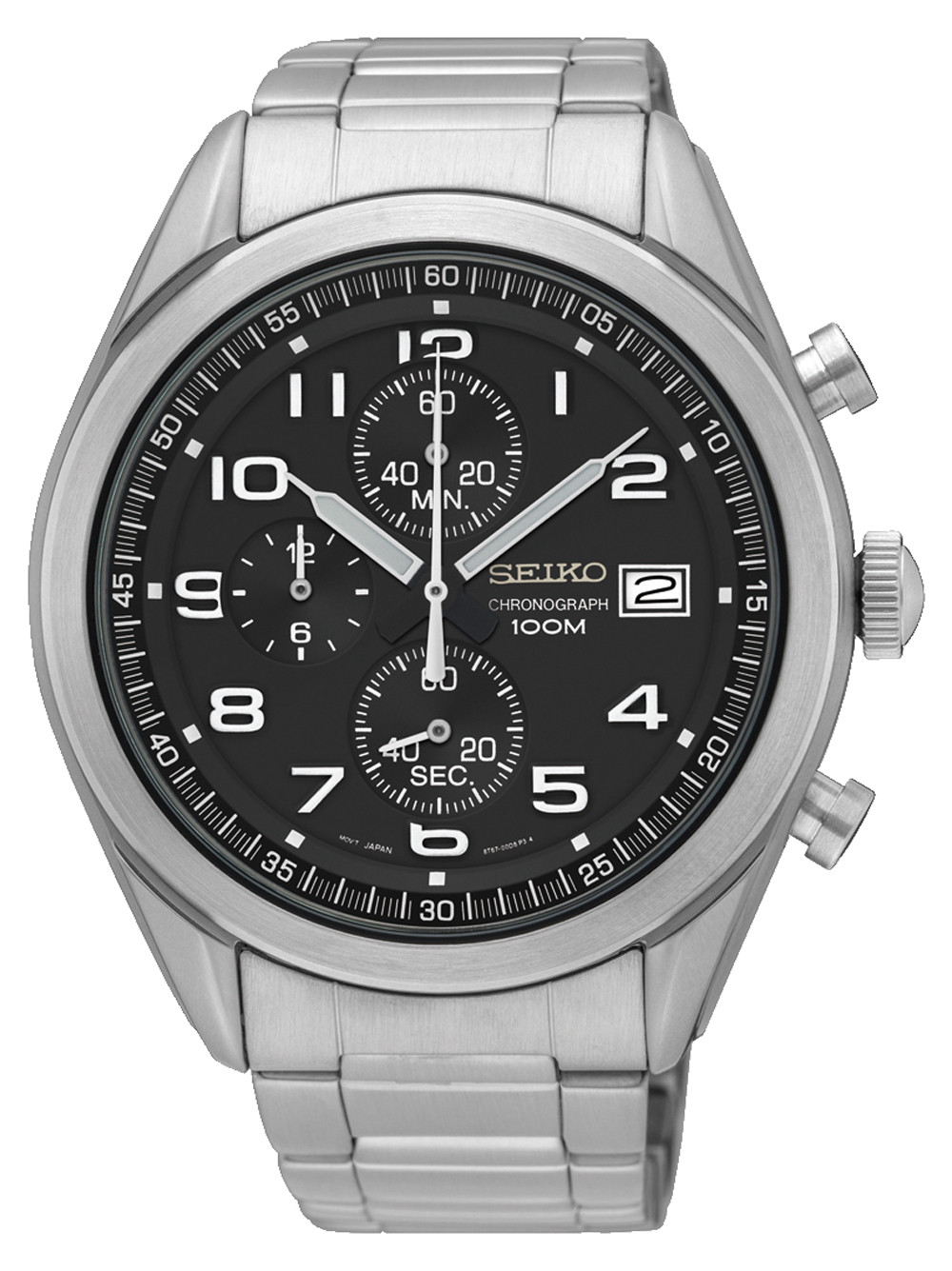 นาฬิกาผู้ชาย Seiko รุ่น SSB269P1, Chronograph