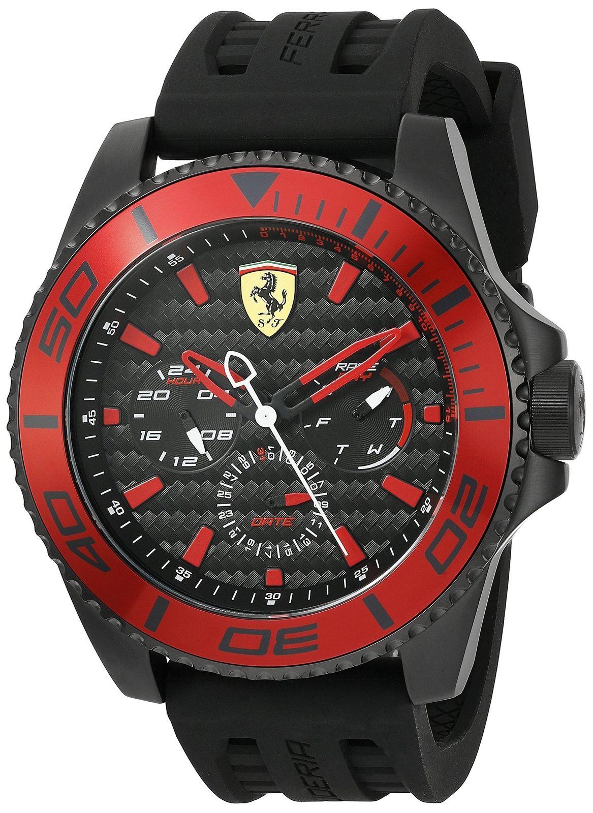 นาฬิกาผู้ชาย Ferrari รุ่น 0830310, XX Kers