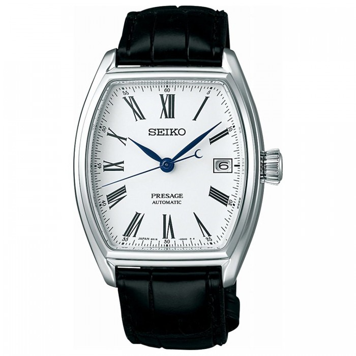 นาฬิกาผู้ชาย Seiko รุ่น SARX051, Presage Automatic Mechanical Enamel Dial (Made In Japan)