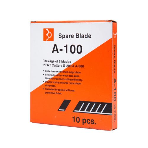 ใบมีดคัตเตอร์ ตราใบโพธ์ A-100