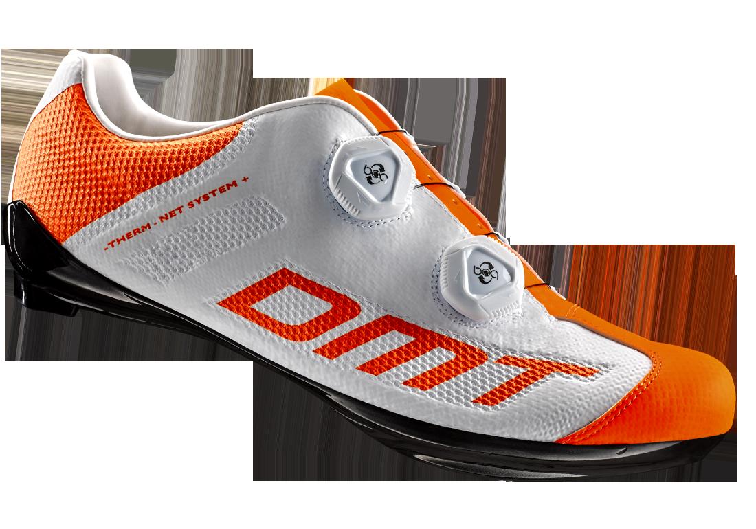 DMT R1 SUMMER White-OrangeFluo