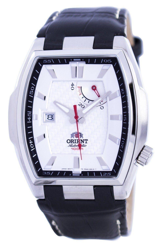 นาฬิกาผู้ชาย Orient รุ่น FFDAG006W0, Automatic