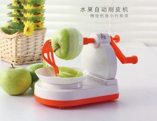 เครื่องปอกแอปเปิ้ลมหัศจรรย์