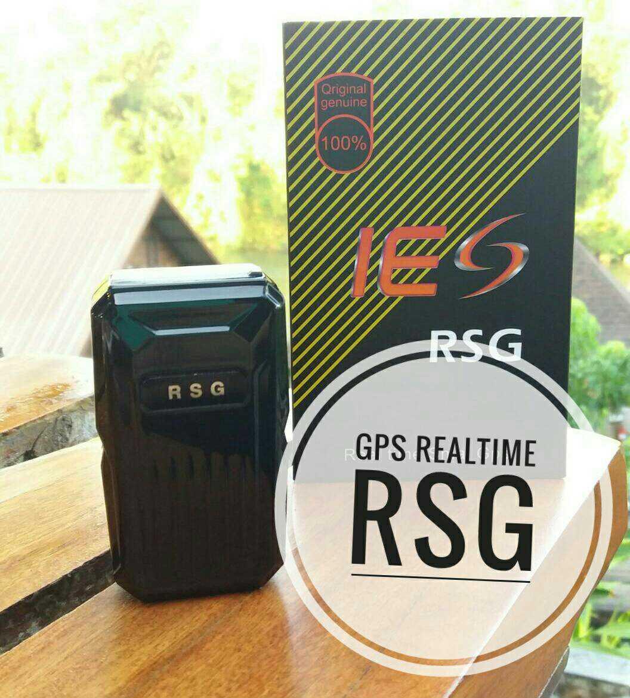 RSG อุปกรณ์ GPS ติดตามแบบเรียลไทม์