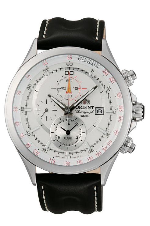 นาฬิกาผู้ชาย Orient รุ่น FTD0T004W0, Chronograph Quarz