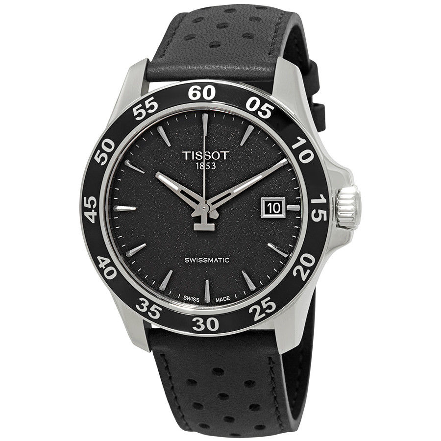 นาฬิกาผู้ชาย Tissot รุ่น T1064071605100, T-Sport V8 Swissmatic Automatic Men's Watch