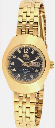 นาฬิกาผู้หญิง Orient รุ่น SNQ22003G8, Orient 3 Star Automatic