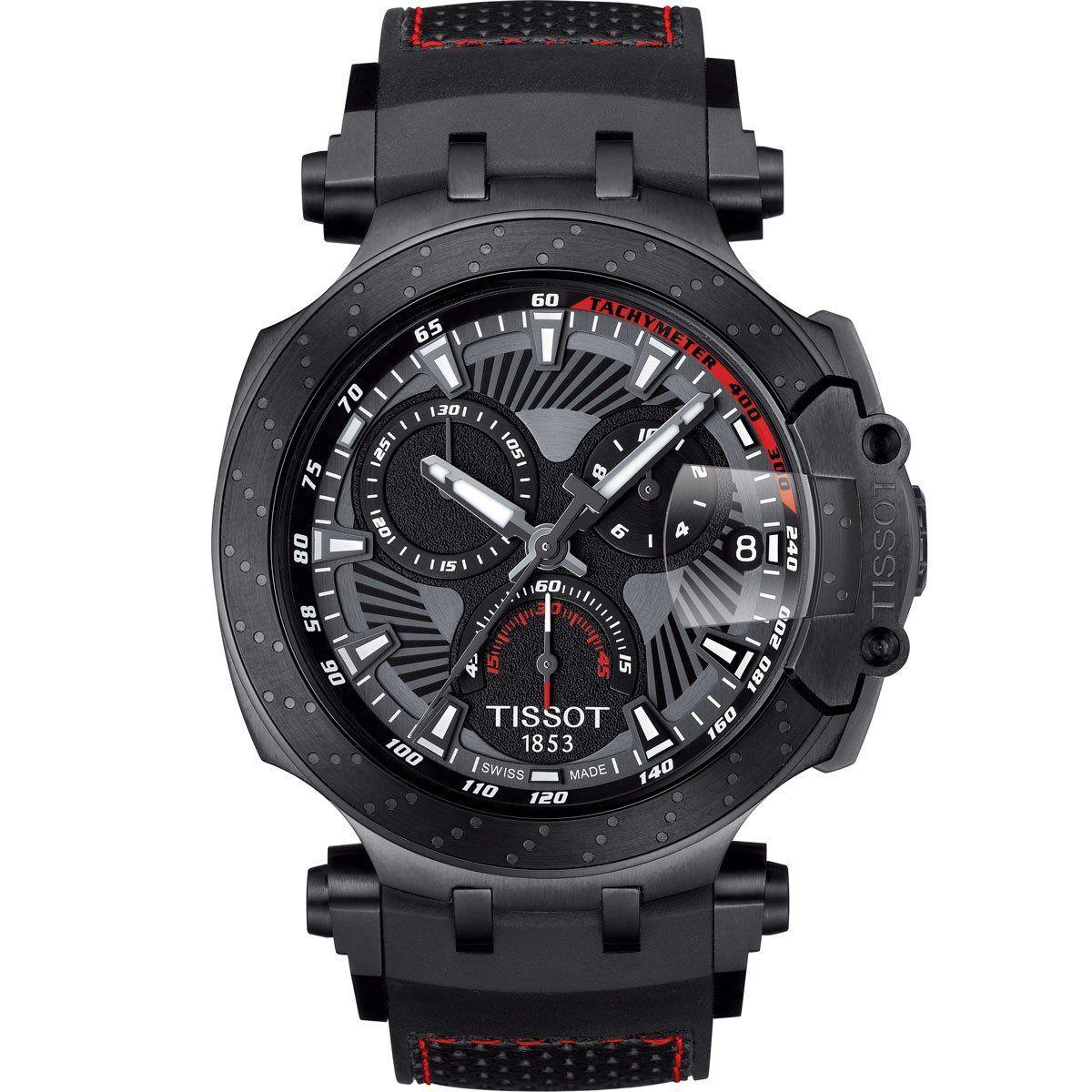 นาฬิกาผู้ชาย Tissot รุ่น T1154173706104, T-Race MotoGP Special Edition Men's Watch