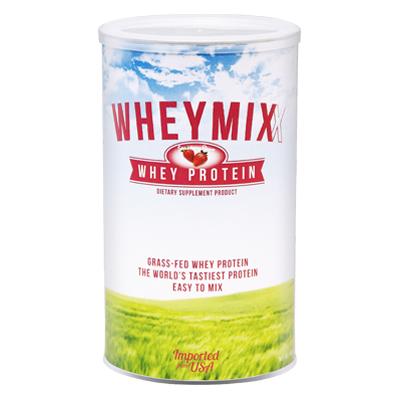 Whey Mix ( เวย์มิกซ์ สตรอเบอร์รี่ )