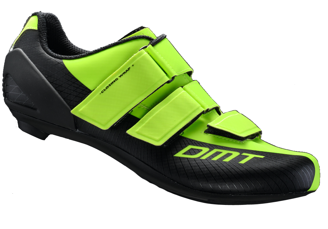 DMT R6 YELLOW FLUO BLACK