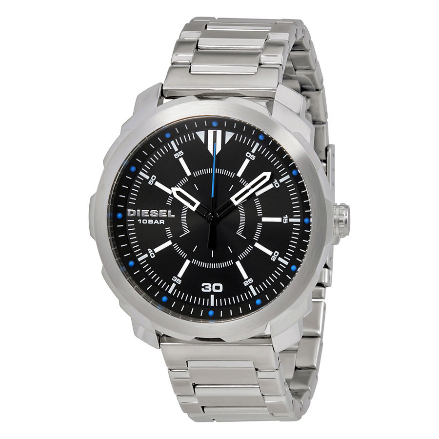 นาฬิกาผู้ชาย Diesel รุ่น DZ1786, Machinus NSBB