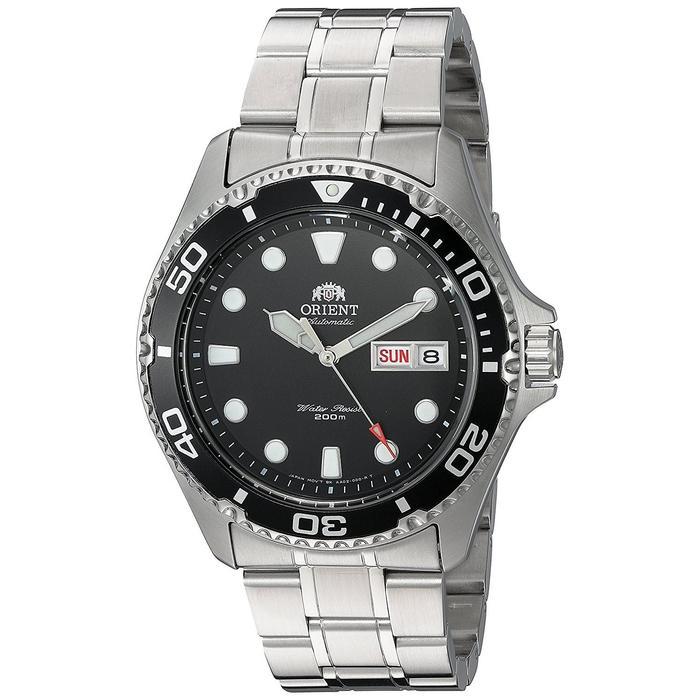 นาฬิกาผู้ชาย Orient รุ่น FAA02004B9, Ray II Diver Automatic 200M