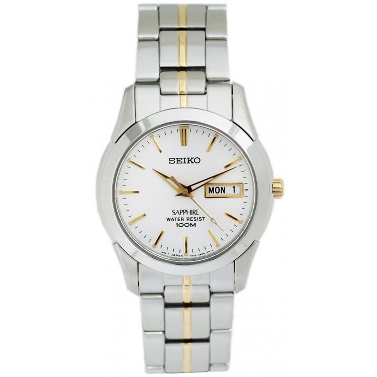นาฬิกาผู้ชาย Seiko รุ่น SGG719P1, Sapphire Quartz Men's Watch