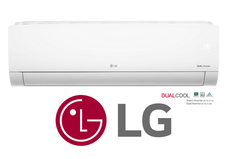 แอร์ Smart Inverter LG ขนาด 9,000 BTU IC10JN