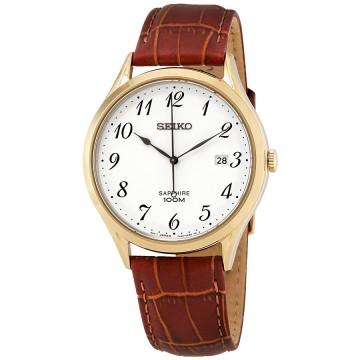 นาฬิกาผู้ชาย Seiko รุ่น SGEH78P1, Quartz