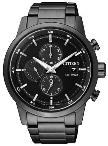 นาฬิกาข้อมือผู้ชาย Citizen Eco-Drive รุ่น CA0615-59E, Chronograph 100m