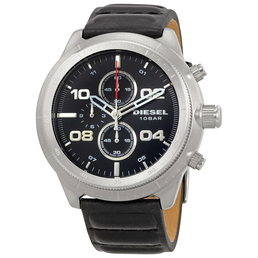 นาฬิกาผู้ชาย Diesel รุ่น DZ4439, Padlock Chronograph