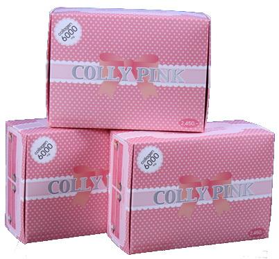 Colly Collagen คอลลาเจน 6,000 mg. มี 30 ซอง ของแท้แน่นอนค่ะ
