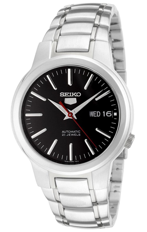 นาฬิกาผู้ชาย Seiko รุ่น SNKA07K1, Seiko 5 Automatic Men's Watch
