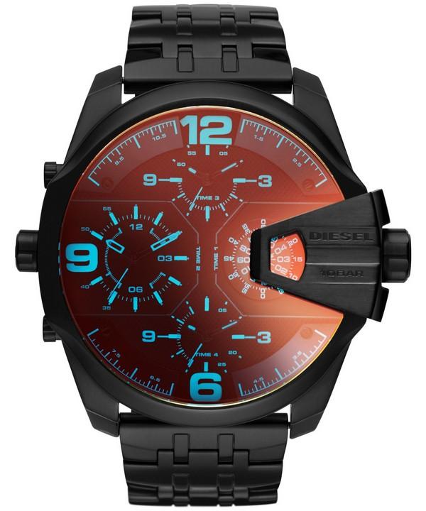 นาฬิกาผู้ชาย Diesel รุ่น DZ7373, Uber Chief Chronograph Quartz Men's Watch