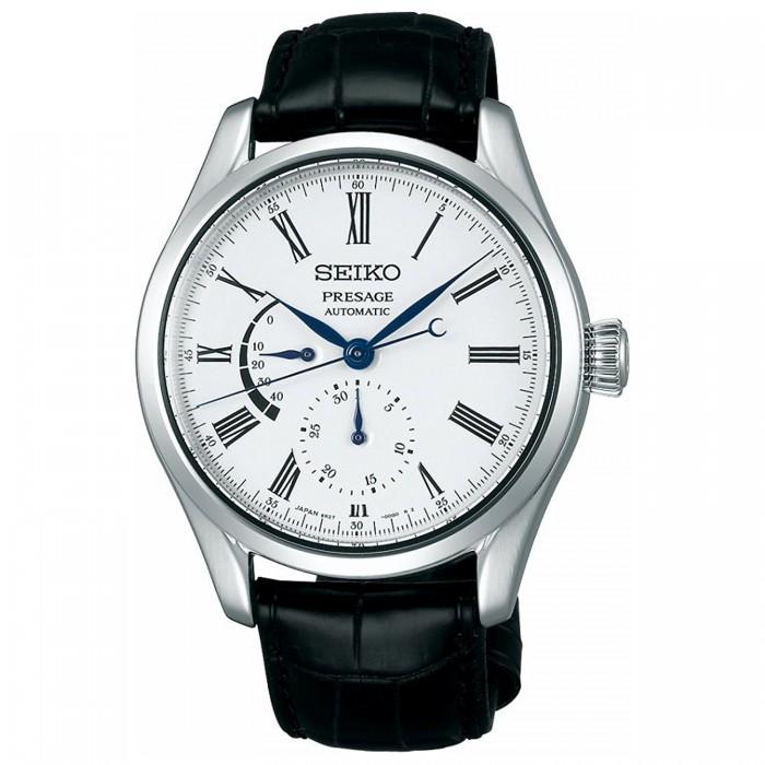 นาฬิกาผู้ชาย Seiko รุ่น SARW035, Presage Automatic Mechanical Enamel Dial (Made In Japan)