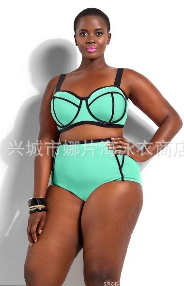 ชุดว่ายน้ำคนอ้วน พร้อมส่ง :ชุดว่ายน้ำทูพีชสีเขียว แต่งลายผ้าตัดขอบสีดำสีสดใสน่ารักมากๆจ้า:มี Size:XL,2XL,3XL,4XL รายละเอียดไซส์คลิกเลยจ้า