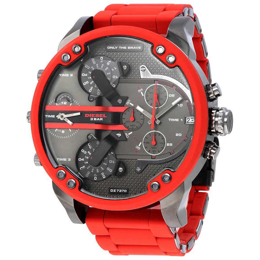 นาฬิกาผู้ชาย Diesel รุ่น DZ7370, Mr. Daddy 2.0 Oversized