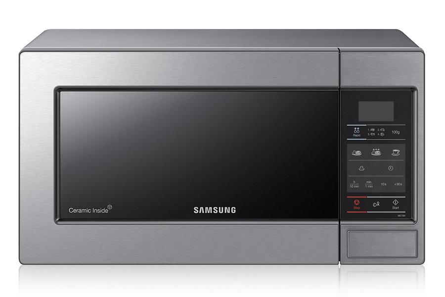 ไมโครเวฟ อุ่นอาหาร Samsung 20 ลิตร ME73MD/XST
