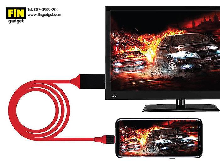 สาย Type C to HDMI