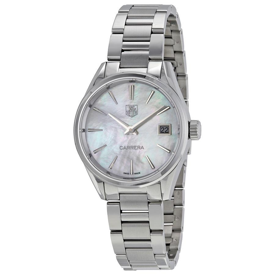 นาฬิกาผู้หญิง Tag Heuer รุ่น WAR1311.BA0778, Carrera