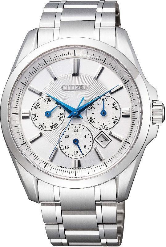 นาฬิกาผู้ชาย Citizen รุ่น NB2020-54A, Citizen Collection Mechanical Automatic Sapphire Men's Watch